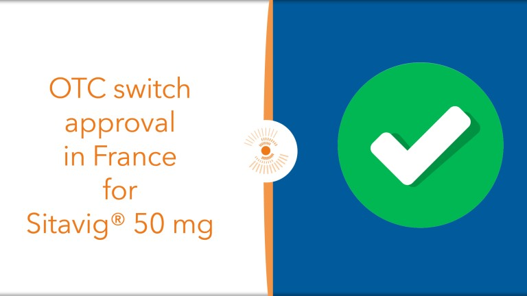 OTC switch approval for SitavigFrance