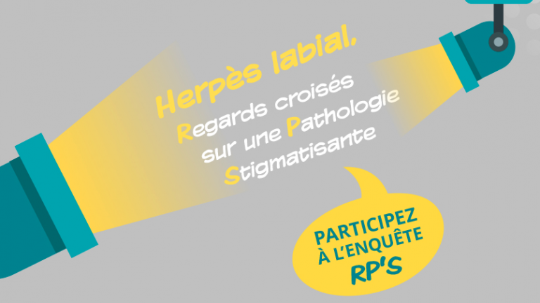 Enquête RP'S herpès labial